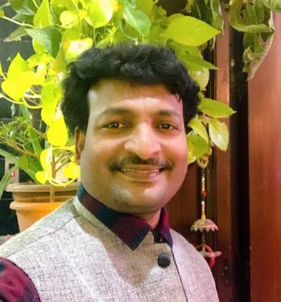 Prof. Dr. Ashok JAMMI (Hindistan)